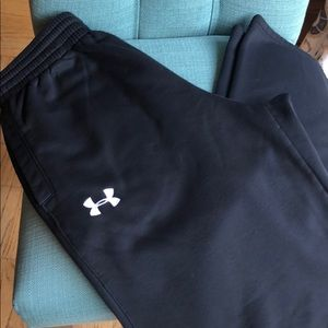LIKE NEW! Under Armour sweatpants